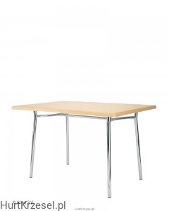 Podstawa TIRAMISU DUO table chrome wraz z blatem